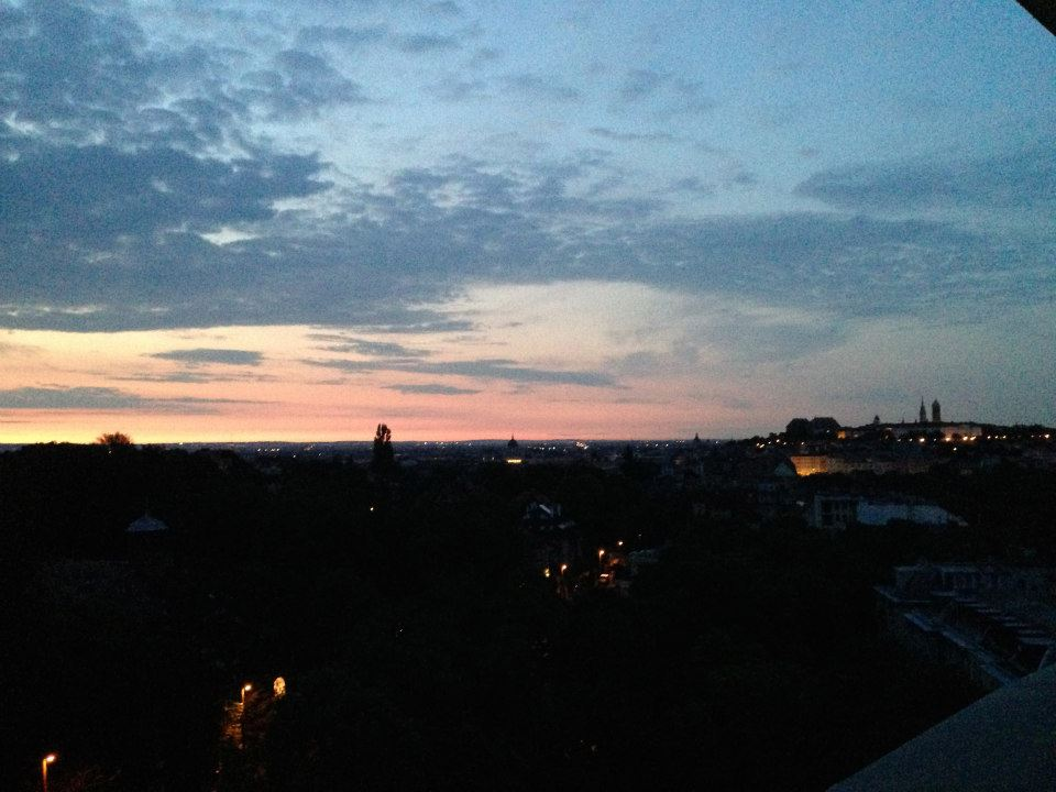 Budapest sunrise